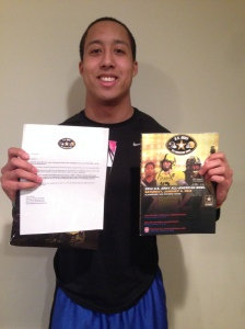 Josh Barajas US Army All-American
