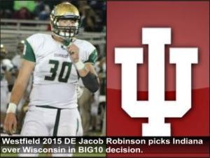 jacob robinson iu commitment