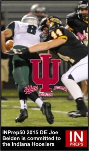 joe belden iu commitment