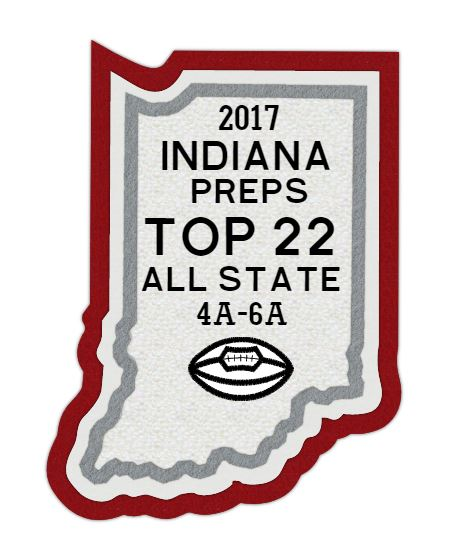 INPreps All State Patch - Large School
