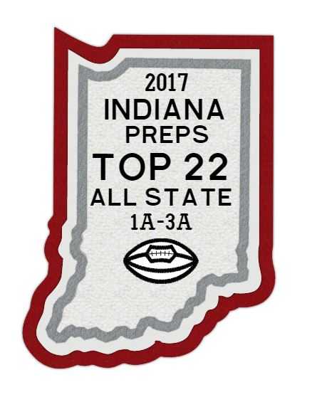 INPreps All State Patch - Small School